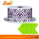 New Products 2014 Sugarcraft Fondant Cake Decoration Tool Silicone Onlay Mould Filigree Damask Pattern Silicone Onlay Mat