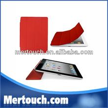 Triple Flip sleep wake smart cover for ipad2 3 4 Portable case