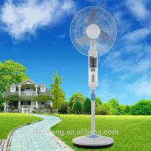 Fashionable new designed rechargeable solar DC fan LSF-B16U1