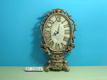Xiamen Exclusive vintage hot selling clock with Roman numerals