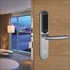 sliding door lock biometric
