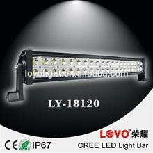 china wholesale price 120w led light bar led epistar led bar for trailer