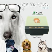 AWETEK brand waterproof dog and cat GPS tracker china supplier