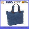 Good Quality Canvas Tote Handbag China Factory Cotton Canvas Market Bag Manufacture