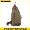 2015 Hot selling Cool Green Mens One Single Cross Strap Backpack Shoulder Bag Manufacturer