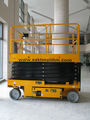 Electro- hydrualic scssior móvel inteligente elevado de máquinas do elevador