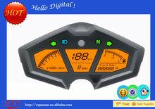 motorcyle parts OEM motorcycle meter digital speedometer rpm meter