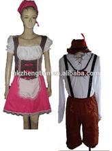 Instyles Ladies Wench Maid Fancy Dress womens oktoberfest women