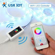 (USR-WL1) LED Wi-Fi Controller,Support 802.11b/g/n Wireless Standard