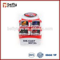 Wholesale die cast mini car set toy