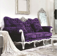 luxury italian fabric sofa PFS6652
