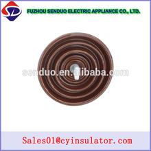 Cheap high quality ANSI Class 52 Porcelain Suspension Insulator