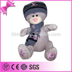 2014 foshan toys factory lovely plush toy pet