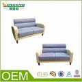 Sofa aquecida, chic shabby sofa, aquecida sofá secional de couro