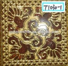 golden taco tile &NEW design GOLDEN AND POLISHED DECORATION tiles,CHINA CRYSTAL WALL tile, CERAMIC TACO tile