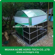 5CBM ACME New Portable Assembly Biogas Methane Gas Tank