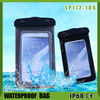 Waterproof Trasnparent Plastic Mobile Bag Using Underwater 10 Meters