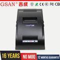 Gsan seled caliente precio barato de taxi tienda de impresora de recibos para el iphone/iphone de la impresora