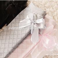 New Fashion Baby Girl Princess Socks Cotton Children's Socks With Bowknot Kids Socks Wholesale SC40825-28