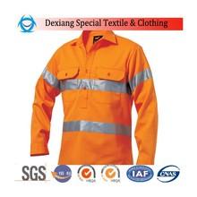 Supply workwear flame retardant antistatic shirt