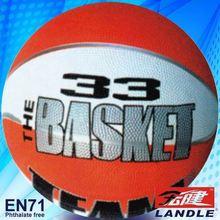 Standard Size new youth basketball sizes