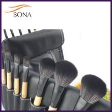 2014 hot sale product 24 makeup brush set pink brushes makeup