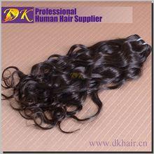Natural hair HS Code 6703000000 Brazilian virgin hair 4pcs lot