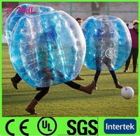 inflatable bumper ball/ body zorbing bubble ball/loopy ball