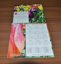 High Quality Wall Calendar Printing Customized Promotion Wall Calendar