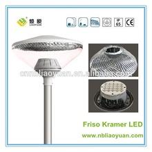 Unique design 2014 new product 20w 30w high efficiency park PC led garden light