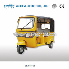motorcycle trike ,Taxi Bajaj three wheel tricycle motorcycle for passenger with Petrol/gasoline engine
