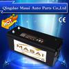 Cheap auto batteries 12v 150ah,battery auto powered ,auto battery