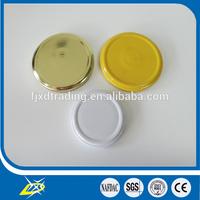 Sizes Metal Jar lids