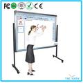 Pizarra interactiva, tablero digital inteligente, equipo para presentaciones, pantalla de proyección, suministros para educación