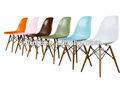 Popular sala de jantar restaurante home hotel eames silla eames cadeira