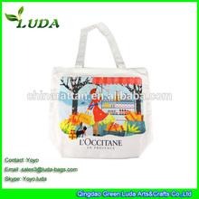 Printed Canvas Bag Canvas Shopping Bag Canvas Tote Bag