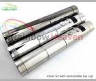 Mechanical Vamo Mod adjustable voltage nicotine vaporizer