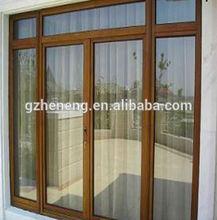 wooden color swing door/wooden door color/double swing door