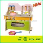 Kitchen Toys Play Set/Wooden Pretend Kitchen Toy Set