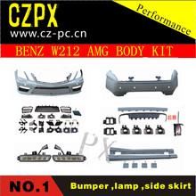 BENZ W212/AMG E63 BODY KIT