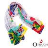 2014 printed silk fabrics manufacturer