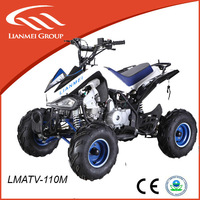 gas powered new 110cc atv quad 4-stroke for kids/adults with CE/EPA