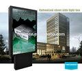 el material de publicidad imagen marco de fotos al aire libre signo material de la tabla a juego de color caja de luz