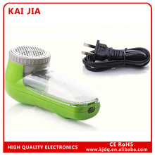 OEM supply supermarket electric safety long life KJ-2098 electric lint remover clothes shaver