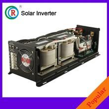 High efficency LCD pure sine wave power inverter 12v 220v 5000w