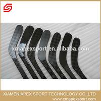 Custom Made 100% Carbon Fiber tk hockey sticks