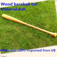 Wholesale Pro Ash wood baseball bat
