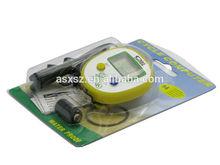 SunDing SD-560A Hot Sale Yellow LCD wireless Waterproof Electric Bike Speedometer