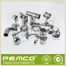 100% Original Material Mirror Polish Stainless Steel Railing Accessories