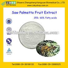 High Quality Saw Palmetto P.E. from GMP Factory